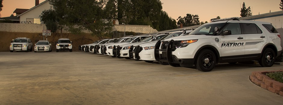 patrol vehicles in orange county