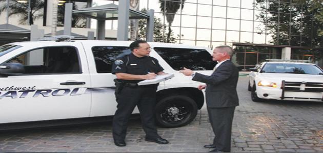 Armed Security Guards Patrol Security Security Patrol